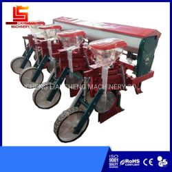비료 곡물 파종기를 가진 기계 옥수수 정밀도 재배자를 설치해 파종기 옥수수를 사용하는 산 그리고 기울기 마당