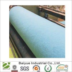 Без блока питания из тканого полиэфирного волокна Голубой фильтр в рулон
