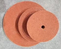 200X50mmのあずき色カラー磨く車輪8インチの仕上げの車輪