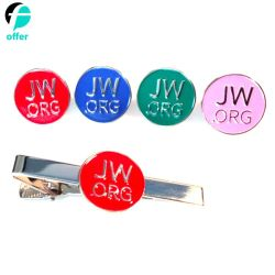 Commerce de gros métal personnalisée JW. Org Barre de raccordement pour les hommes de la suite