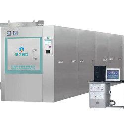 3/6 Sterilisator van het Oxyde van de Ethyleen van de Kubus, Eo de Machine van de Sterilisatie van het Gas