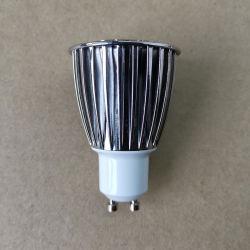 ضوء موضعي داخلي ذو إضاءة كشّاف على الحائط بتقنية CREE بقوة 6 واط مع ضوء بيان LED GU10 المصباح