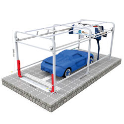 جيّدة نوعية لمس حرّة ينظّف آليّة غسل ذاتيّة [تووكسّ] سيارة [وشينغ مشن] نفس خدمة سيارة غسل تجهيز [لفدو] مع سعر جيّدة [أ9]