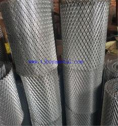 إمداد المصنع الصلب الخفيف الصلب توسيع شبكة / ورقة معدنية مسطحة مسطحة موسع