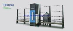 Automatische Glas Sandstrahlmaschine mit Kantenmaschine, Waschmaschine, Bohrmaschine