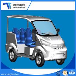سيارة مشاهدة معالم كهربائية عالية الجودة ذات 5 مقاعد مع سعر جيد