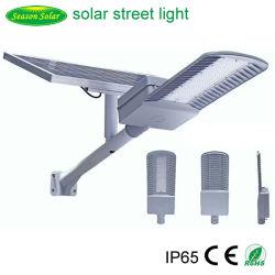 Dispositif d'éclairage LED haute puissance Outdoor Rue lumière solaire pour le projet de voie de l'éclairage
