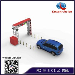 OEM рентгеновского контроля безопасности машины для сканирования пассажирских автомобилей и транспортных средств