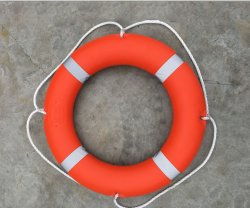 M-Br01 levensreddende boei-floating-ringen