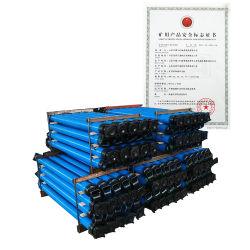 地下 2.5 m DN 内部注入シングル油圧式プロップ採掘 サポートツール