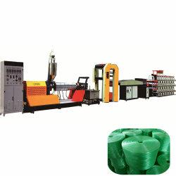 Máquina de extrusão de filme de reciclagem de plástico