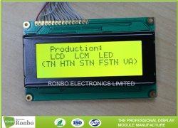 20X4 de Monitor van het Karakter LCM van de MAÏSKOLF, MCU met 8 bits, het Scherm van Stn LCD, Module FSTN LCM