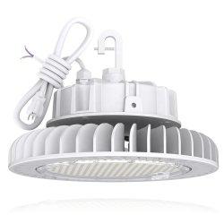 Weißes Qualität 150W Bucht-Licht-Werkstatt-Cer RoHS Dlc der UFO-Lager-Fabrik-IP65 LED hohes UL