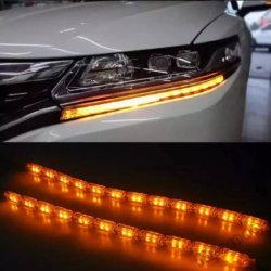 텔레스코픽 스티어링이 포함된 새로운 크리스탈 워터 램프 LED DRL