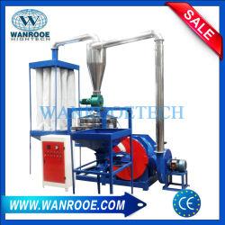 Pnmp 100-900kg/H kunststof Recycling Pulverizer Mill PVC Powder Grinder