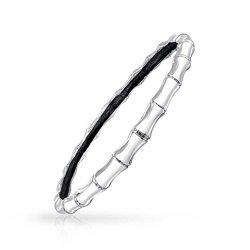 新しい作成されたタケデザイン腕輪のブレスレットの方法宝石類の宝石類
