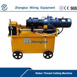 Vergalhão máquina de roscar Hidráulico Barra de aço de laminagem de Corte