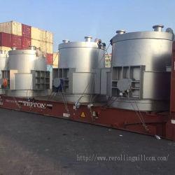 Stahlpfanne für Gießerei-Ofen, Gießpfannenanlage für Stahlherstellung