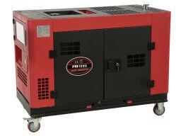11ква три этапа Silent типа дизельных генераторов с маркировкой CE генератор переменного тока