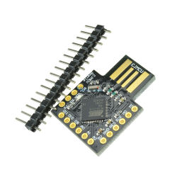 DC 5V 16MHzのLeonardo R3のArduinoのためのプロマイクロカブトムシキーボードBadusb USB Atmega32u4の小型開発の拡張ボードのモジュール