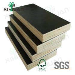 Impermeable al aire libre de contrachapado de madera contrachapada de película enfrenta Pheonlic