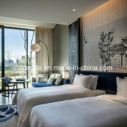 Ultima mobilia personalizzata dell'hotel della stella di legno solido di alta qualità di Desin fatta in Cina