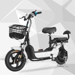 Elektrische Batterie-Auto-Pedal-Energien-Pedal-Männer und Frauen des Fahrrad-48V350W steuern Arbeit automatisch an