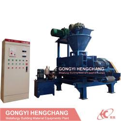 10-20tph carvão churrascos/ do carvão de coque em pó a produção de esferas de equipamentos de linha