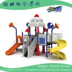 屋外の小さい子供の宇宙の運動場装置(HJ-11701)