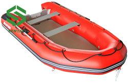 100% Polyester Heavy Duty étanches bâche en PVC pour bateaux gonflables