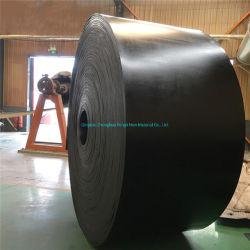 Ep200 3ply courroies transporteuses en caoutchouc plat utilisé dans le secteur minier