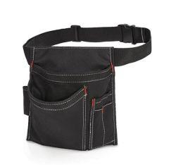 حقيبة أدوات مساحة قماش مع كيس كهربائي حزام أداة الخصر ذات جانب واحد مئزر