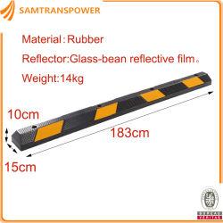 Hochleistungsgummirad-Stopper L1830W150h100mm