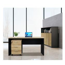 [أفّيس فورنيتثر] خشبيّة [موبل] [مودمو] مكتب طاولة [أفّيس دسك] مع [موفبل] خزانة