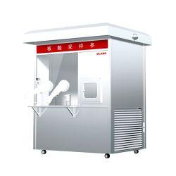 OOLABO المصنعين التكنولوجيا الحيوية الطبية النووية جمع السلامة محطة لمدة اختبار PCR