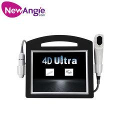 Nuova macchina di tendenza V di Hifu 4D di ringiovanimento del corpo del fronte massimo per la vendita