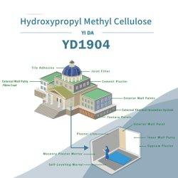 Ceramic Tile Grout los aditivos químicos Hydroxypropyl Methycellulose HPMC en polvo