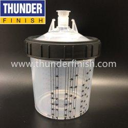 PPS-Cup-Lack-Vorbereitungs-Systems-Kappen und Zwischenlage-Fabrik-direktes Zubehör