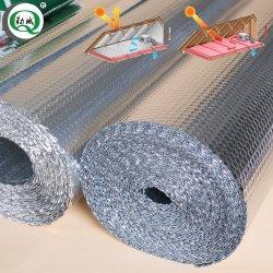Dach Reflektierende Doppelschicht Aluminiumfolie Blase Wärmedämmung Material