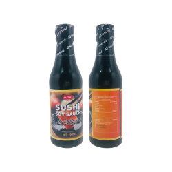 Pure à 100 % des prix bon marché de gros de l'usine Les sushis japonais La sauce de soja 250ml