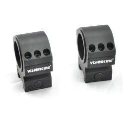Visioning Riflescope حلقة مقاس 21 مم نطاق البندقية مع حلقات التثبيت حامل للتثبيت البصري مقاس 25.4 مم مقاس 30 مم لكتيفة الرؤية البصرية مقاس 223.308.50