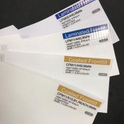 Impresión solvente Eco Banner Media recubierto de PVC flexible laminado & Banner