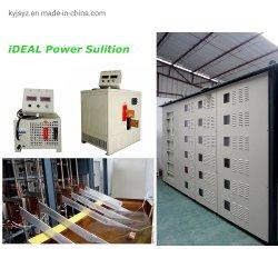 De alta potencia de alta eficiencia industriales de alta corriente de alimentación DC rectificador para electrólisis la electrólisis del agua de refrigeración Fin de calor