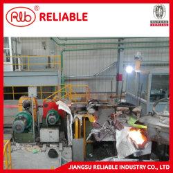 Linea di produzione di rame di risparmio di energia 8mm Rod Ccr