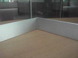 벽면 보호용 알루미늄 스커팅 보드 베이스보드
