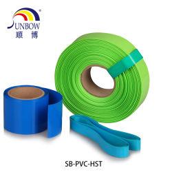 Tubo ultra sottile dello Shrink di calore del PVC della parete delle 18650 batterie