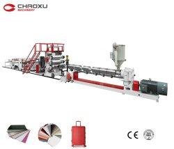 Heißer Verkauf Automatische Kunststoff-Extruder-Maschine Produktionslinie für Gepäck