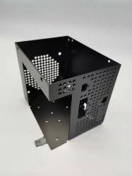 Для изготовителей оборудования сети передачи данных из анодированного алюминия CNC поле обработки деталей