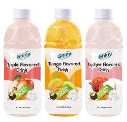320 ml Mango/Lychee/Aardbei gearomatiseerde drank met Nata de Coco-Hot