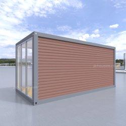 작은 확장 가능 조립식 생활 컨테이너 스마트 하우스, 생활 저장, 고급 가격 컨테이너 휴대용 홈